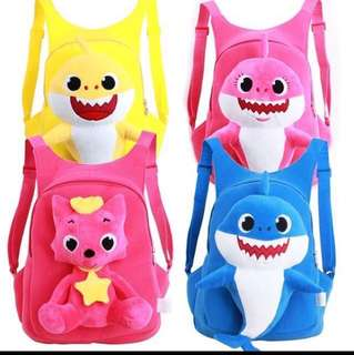 Instocks Baby Shark Bag