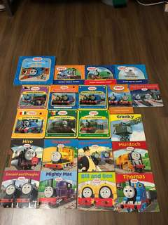 Preloved Thomas & Friends storybooks for sale!