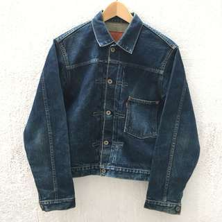 Levis Type 1 Vintage Clothing 1st LVC Jacket Japan