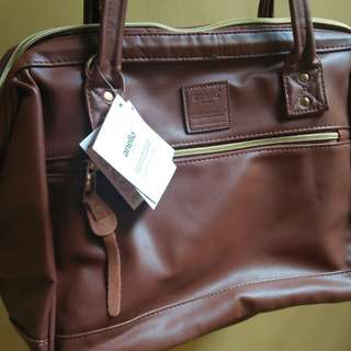Anello Brown Leather