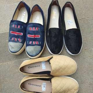 Sepatu gevani murmer