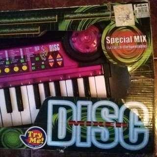 Piano Disc Mixer