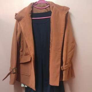 New Japan GU size S coat