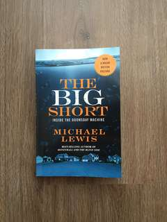 Novel The Big Short by Michael Lewis