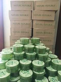 Nature Republic alove vera soothing gel