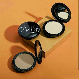 PERFECT COVER TWO WAY CAKE MAKE OVER / BEDAK PADAT MAKE OVER