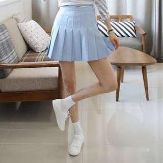 Instock BNWT Pastel Baby Blue Tennis Skort / Skirt