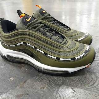 """Nike Airmax 97 """"Undefeated"""""""