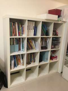 IKEA BOOK SHELF  Kallax書櫃
