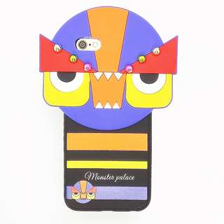 Fendi monster with mouth Iphone case