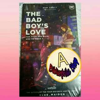 Wattpad Books: The Bad Boy's Love