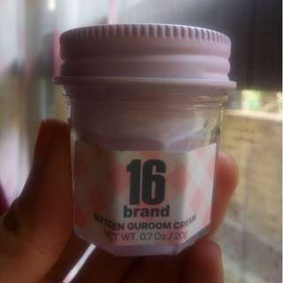 Sixteen brand 16 Guroom cream