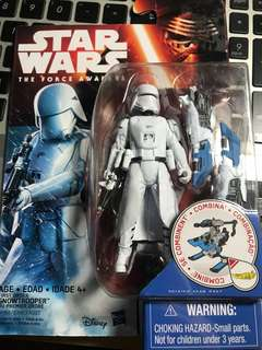Star wars snow trooper the force awakens