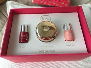 Le Mini Macaron-DYI Gel Manicure Kits