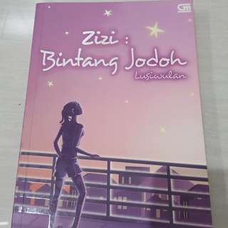 "Buku Novel Preloved ""Zizi: Bintang Jodoh"""