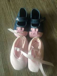 Baby Shoes to let go