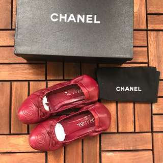 Chanel Ballerina Flats AUTHENTIC