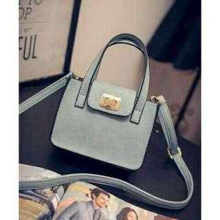 GLITTER BAG •
