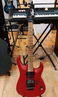 Elektrik Gitar Cort X6 ( Kredit )