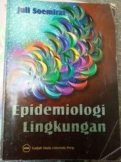 Preloved Buku Kuliah Epidemiologi Lingkunga