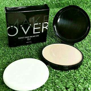 MAKE OVER REFILL PERFECT COVER TWO WAY CAKE / BEDAK PADAT MAKE OVER