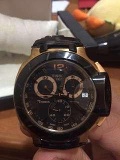 Ori Tissot T-Race Chronograph Watch(limited edition)