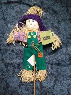 稻草人 scarecrow
