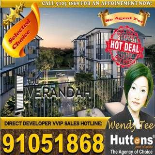 Pasir Panjang Brand New Condo! 3 Bedroom Premium!