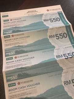 Hotel Voucher Damai Laut Beach Resort