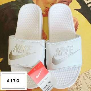 Nike 拖鞋 36-35size