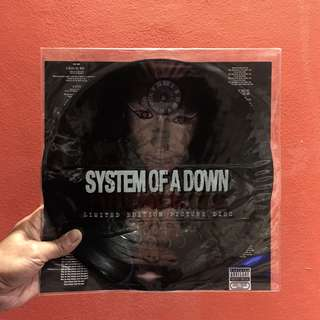 System of a Down- Mezmerize