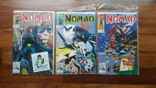 Nomad #1-3