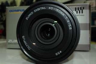Olympus Zuiko 40-150mm