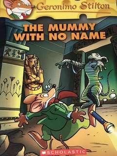 Geronimo Stilton - The Mummy With No Name