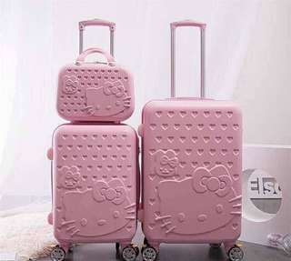 3in1 Hello Kitty Luggage