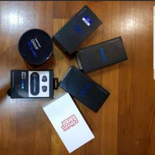 Samsung phone and products