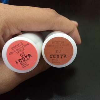 Emina lipstick lipstik