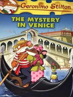 Geronimo Stilton- The Mystery In Venice