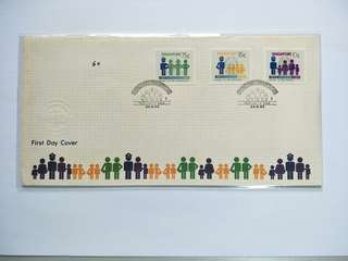 Singapore FDC Neighborhood Watch