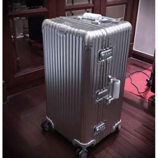 SALE Rimowa Sports Inspired Aluminium Frame Luggage