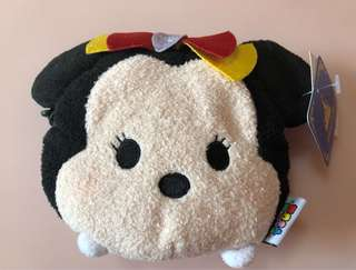 Disneyland Minnie Mouse coin pouch