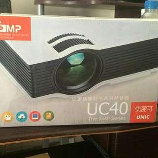 Projector uc40