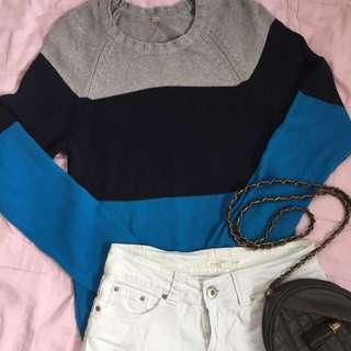 Sweatshirt & shorts