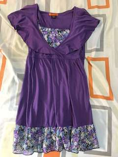 Purple Dress