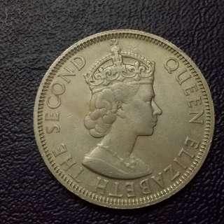 50cent queen malaya vfine