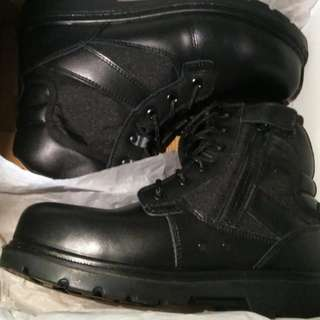 Mid-cut Combat Safety boots