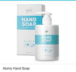 ATOMY hand soap 300ml