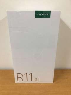 三豬3C new OPPO R11S 64G black