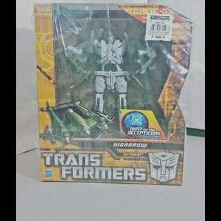 Transformers rotf and hftd-2