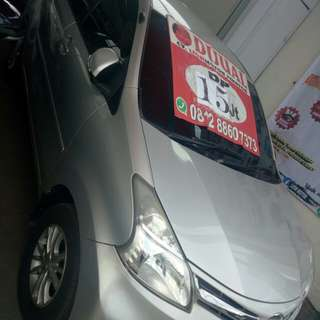 Daihatsu Xenia R DLX MT 2012